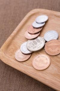 価値のついてる硬貨、お釣りの中に紛れているかも?