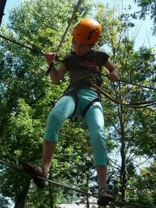 Climbing-garden