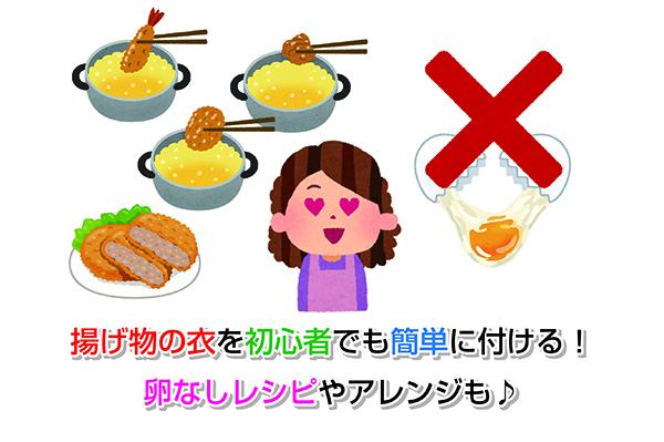 Fried food Eye-catching image