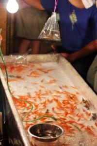 金魚すくいのポイ、作ってみると意外と簡単!