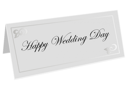 結婚式 英語 メッセージ