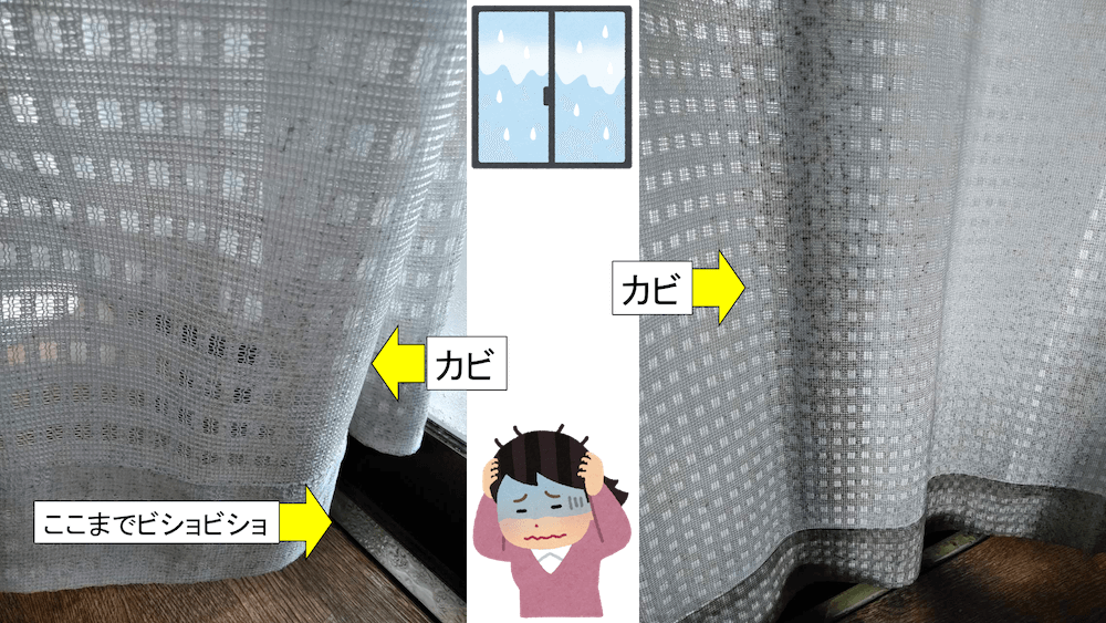 窓 結露 対策