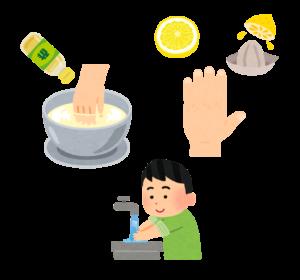 山芋 かゆみ 原因 対処法