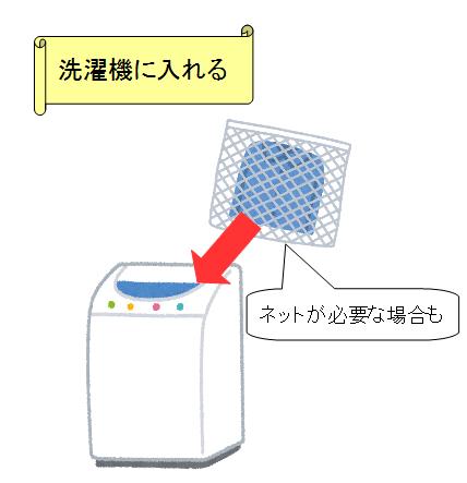 キッチンマット 洗濯 頻度 ネット
